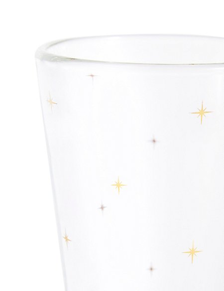Star Latte Glass