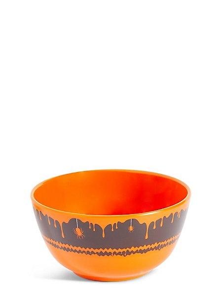 Halloween Melamine Bowl