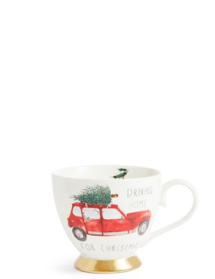 Driving Home Mug by Marks & Spencer