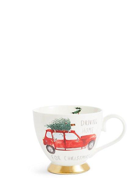 Driving Home Mug