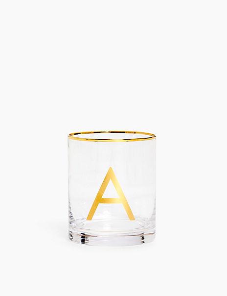 Alphabet Glass