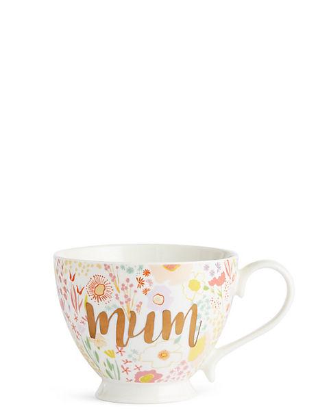 Floral Mum Mug