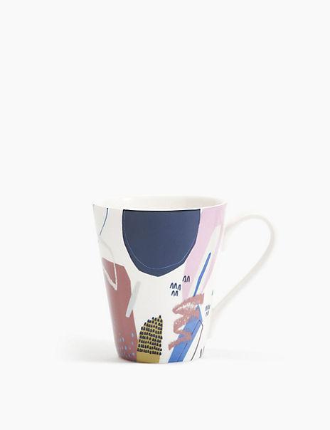 Quinn Print Mug