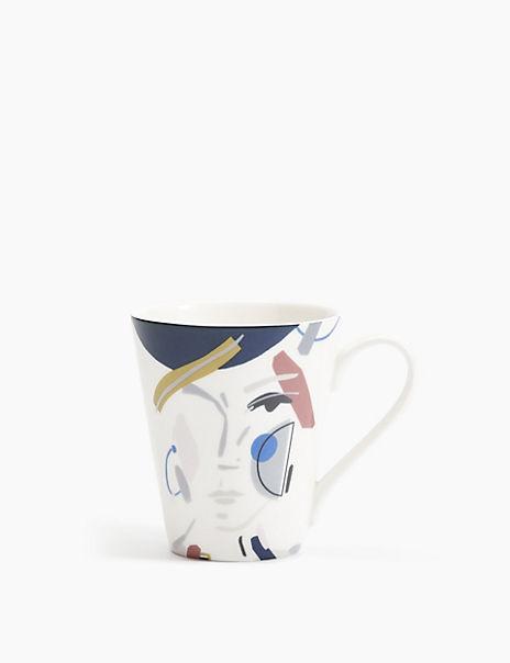 Nina Print Mug