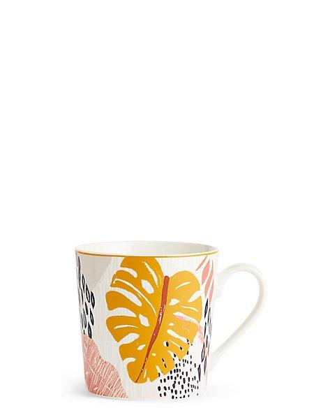 Sunbaked Floral Mug
