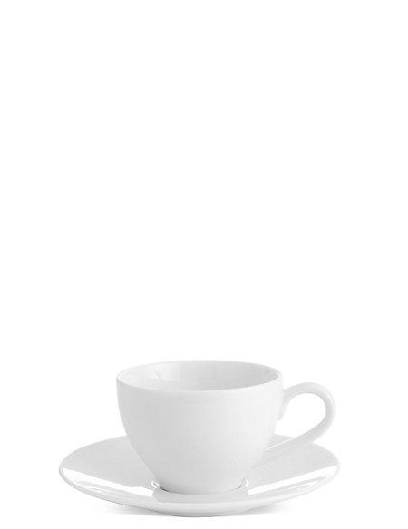 Maxim Espresso Cup & Saucer