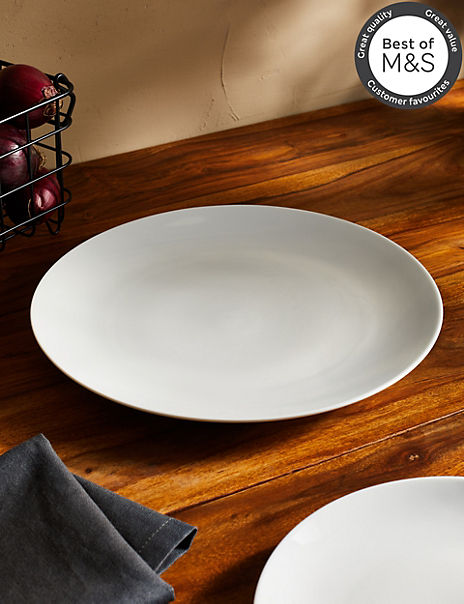 Maxim Coupe Dinner Plate