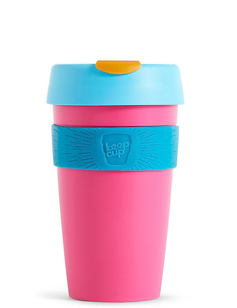 Magnetic 16oz Coffee Cup