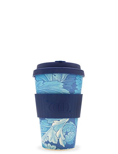 William Morris Acanthus 14oz Travel Mug