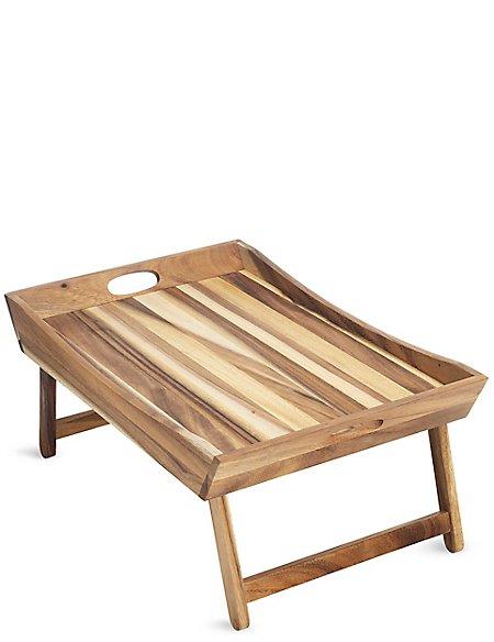 Acacia Breakfast Tray