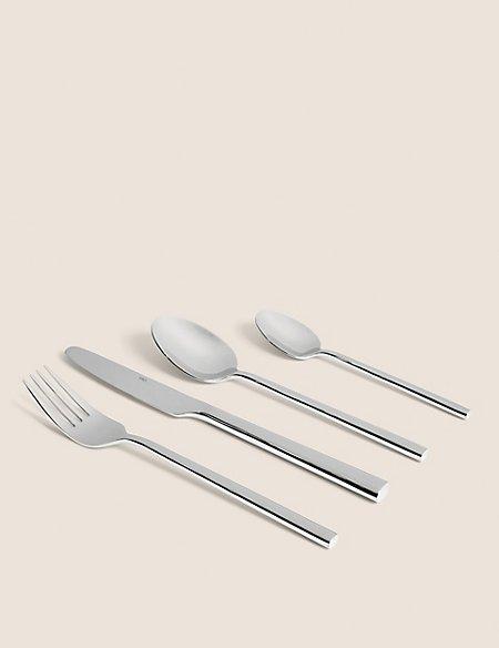 16 Piece Manhattan Cutlery Set