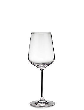 4 Nova White Wine Glasses