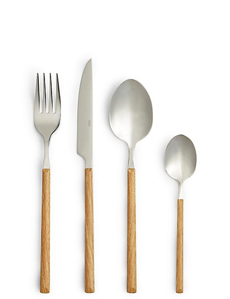 Native 16 Piece Cutlery Set