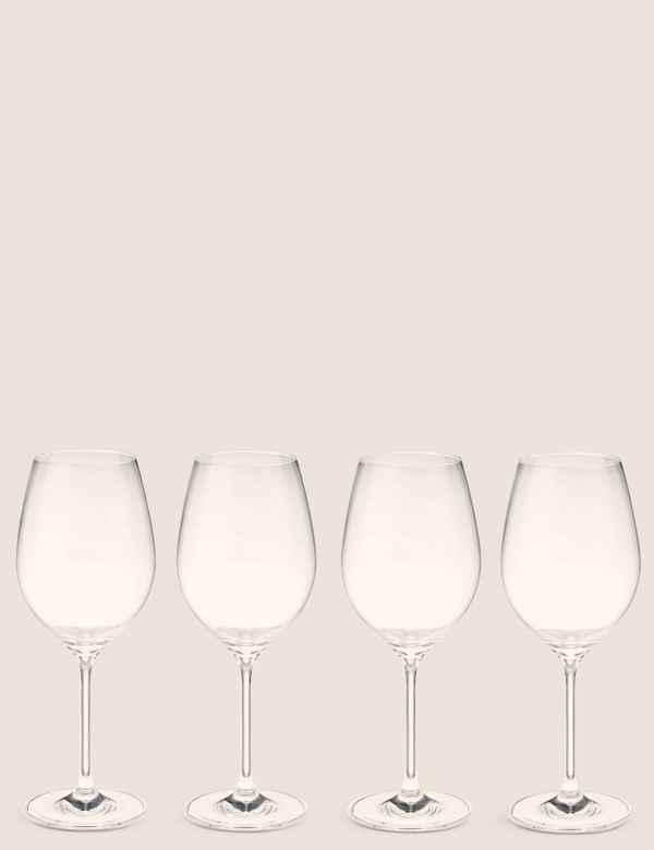 ab99160575 Set of 4 Maxim Red Wine Glasses
