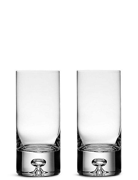 2 Soho Hi Ball Glasses
