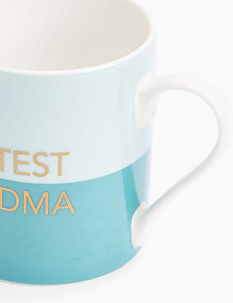 Dipped Grandma Mug