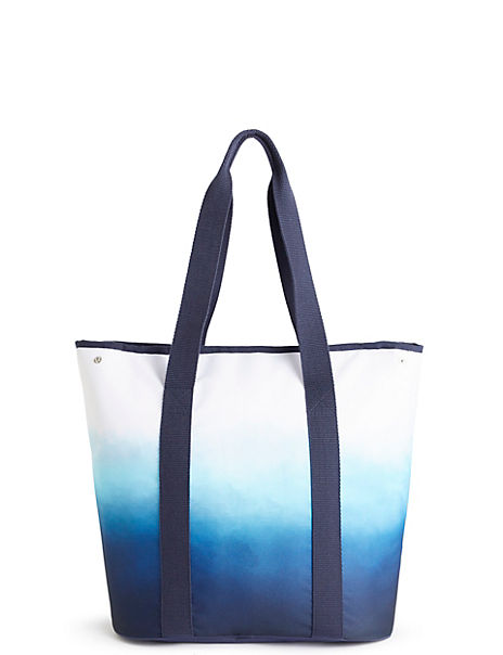Ombre Tote Cool Bag