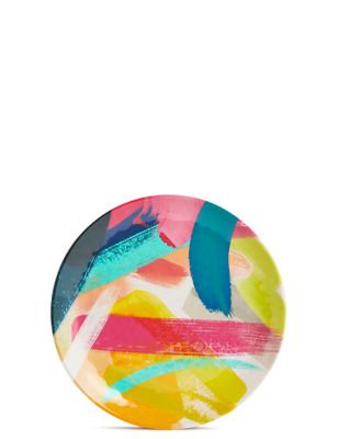 Brushstrokes Side Plate