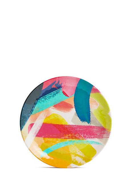 Brushstrokes Side Plate