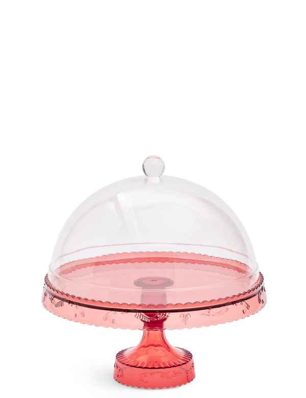 Image result for marksandspencer domed cake stand