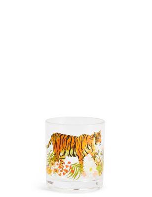 Vaso de tigre cocido al sol