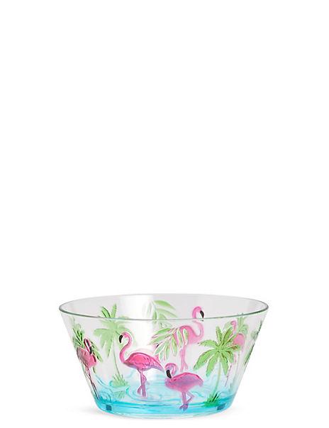 Flamingo Small Bowl