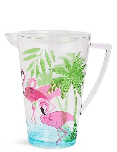 Flamingo Jug