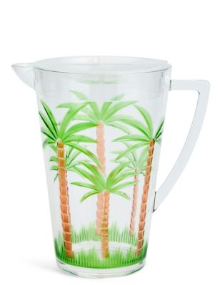 Palm Tree Jug