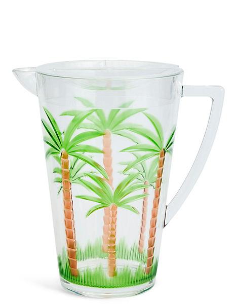 Palm Tree Jug