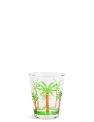 Palm Tree Acrylic Tumbler
