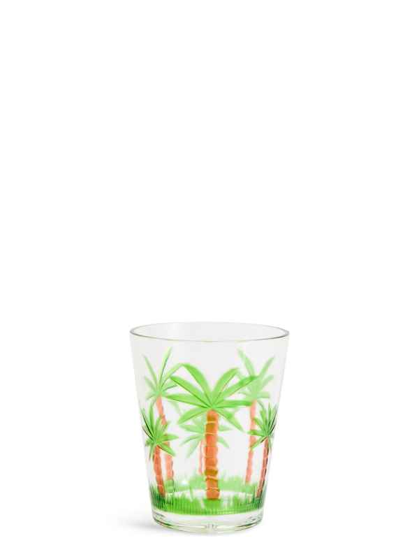 3cdce42c04ca Palm Tree Acrylic Tumbler