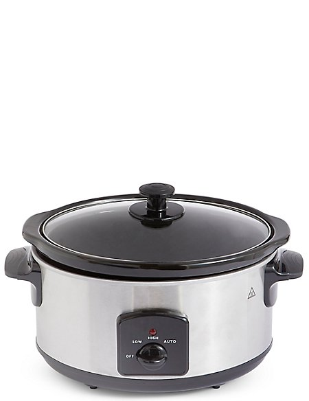 Slow Cooker 5.5 Litres