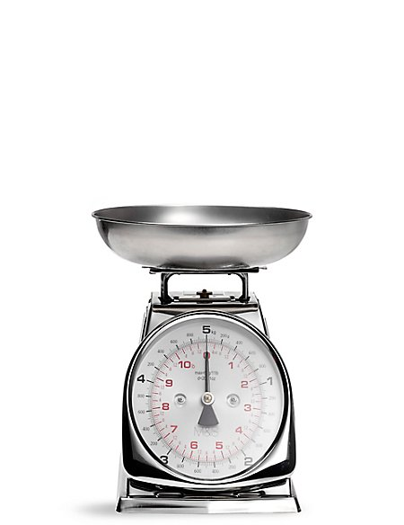 5kg Stainless Steel Mechanical Scale