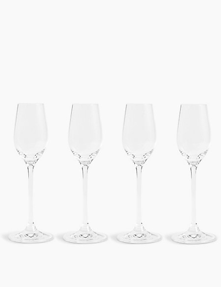 Set of 4 Sherry Glasses
