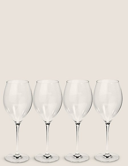 Set of 4 The Sommelier's Edit Red Wine Glasses
