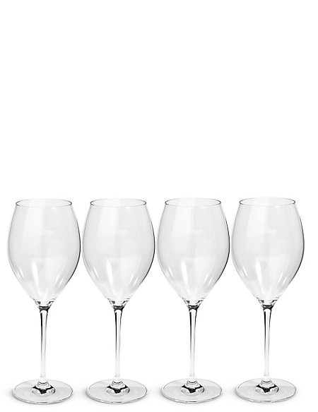 Sommelier 4 Pack Red Wine Glasses