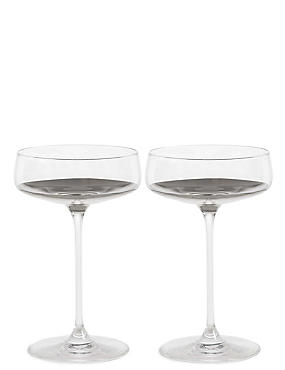 Bellagio 2 Pack Champagne Saucer