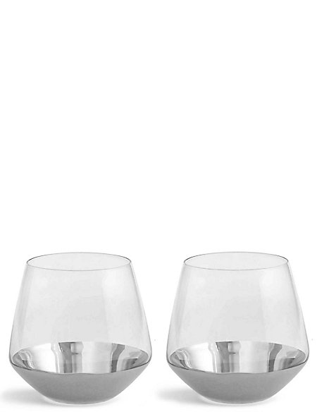 Set of 2 Bellagio Tumblers
