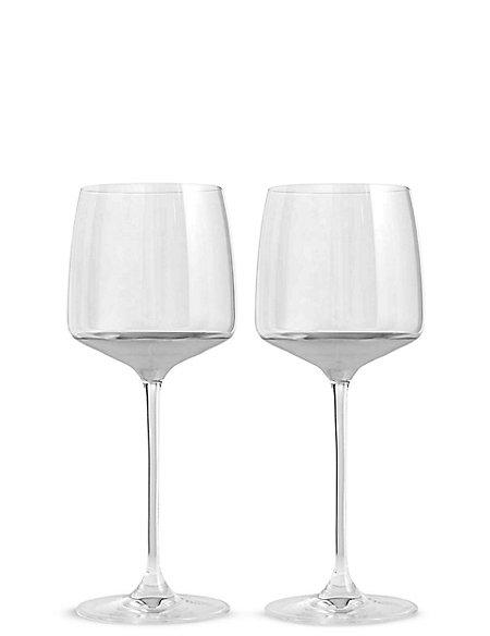 Set of 2 Bellagio Wine Glasses