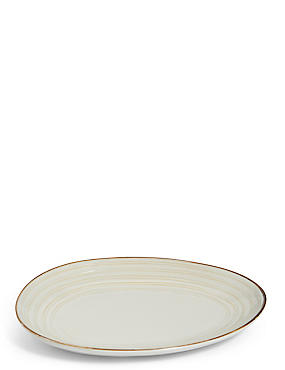 Retreat Oval Platter
