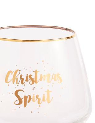 Christmas Spirit Tumbler by Marks & Spencer