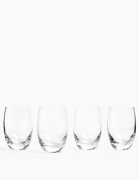 4 Barrel High Ball Glasses