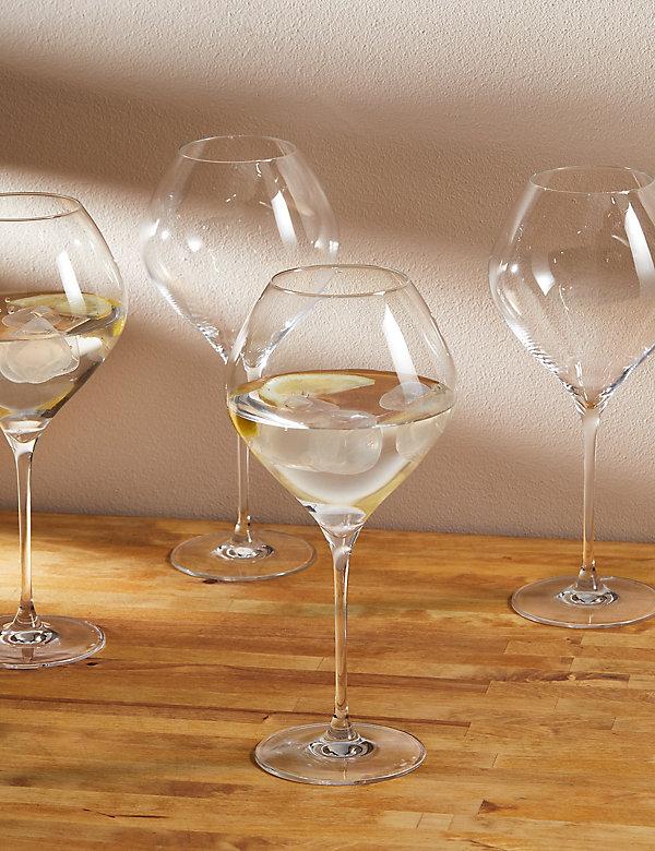 Grace– Lot de 4verres à gin