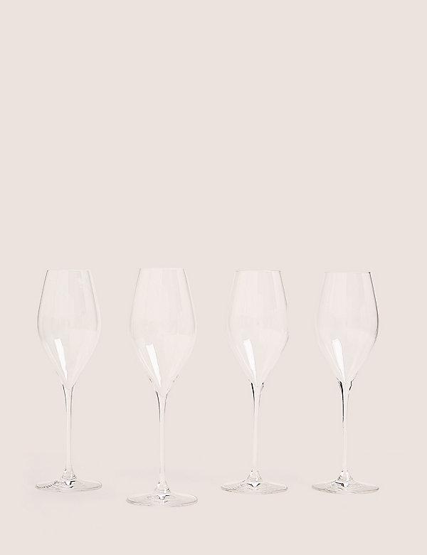 Grace– Lot de 4verres à Prosecco en cristal