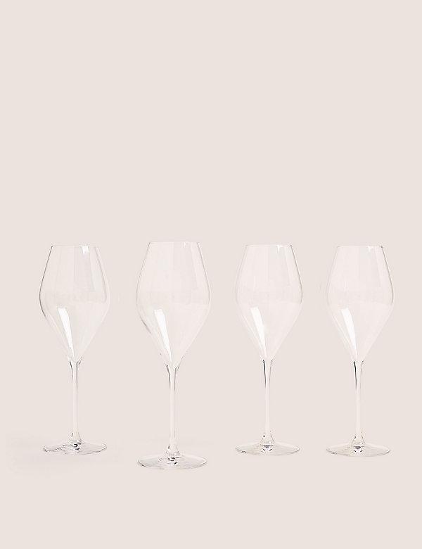 Grace– Lot de 4verres à vin rouge