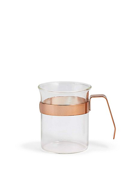 Copper Coffee Cup