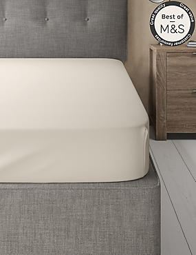 Stay Cool Cotton & Tencel® Blend Fitted Sheet