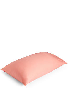 Comfortably Cool Cotton & Tencel® Blend Housewife Pillowcase