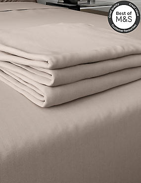 Stay Cool Cotton & Tencel® Blend Flat Sheet