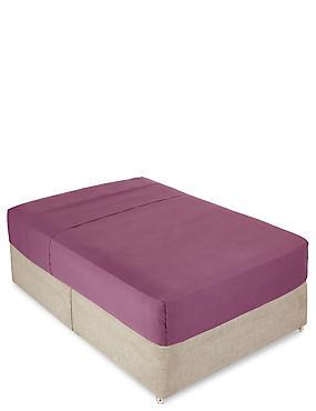 Comfortably Cool Cotton & Tencel® Blend Flat Sheet